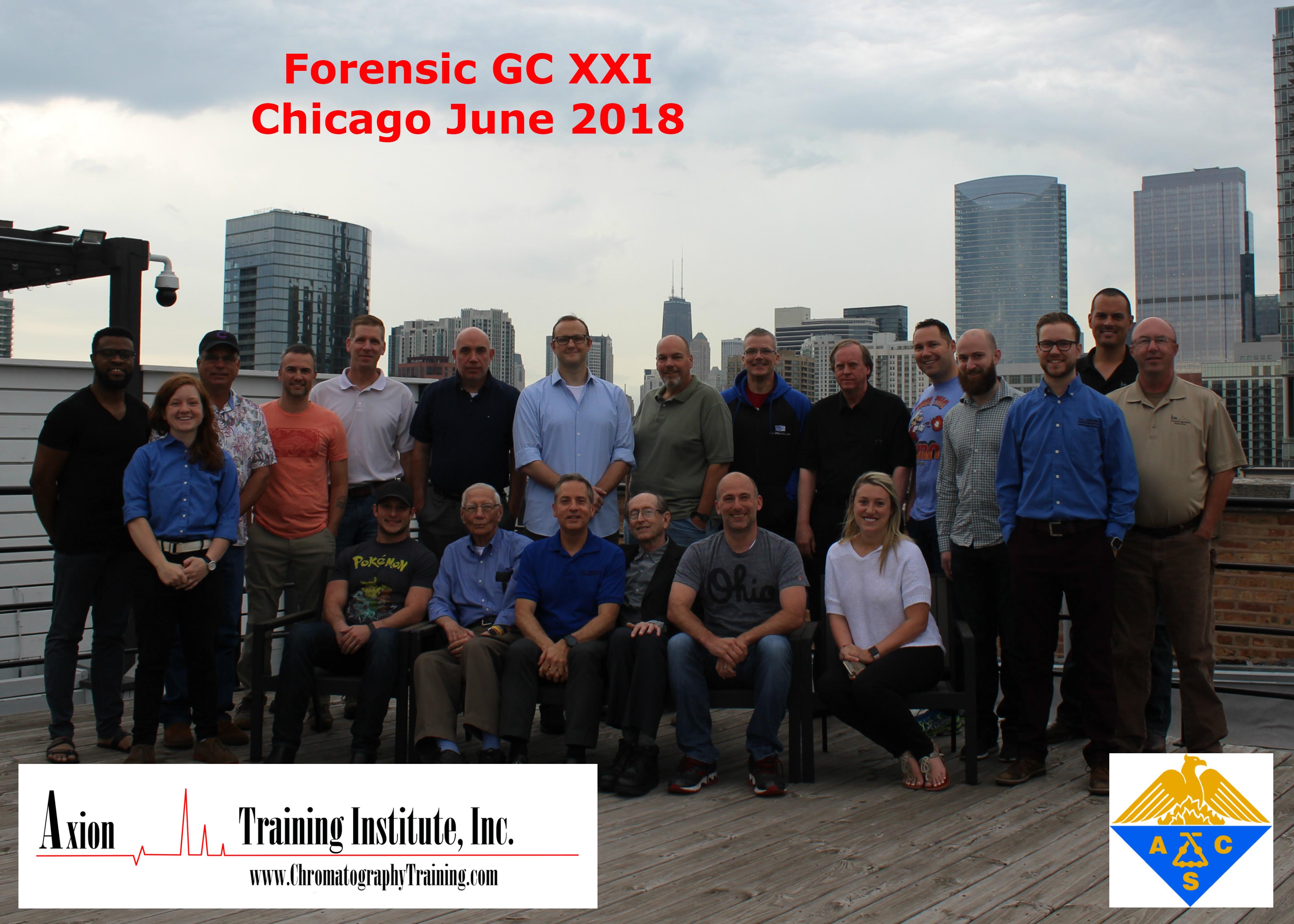 Forensic Chromatography XXI