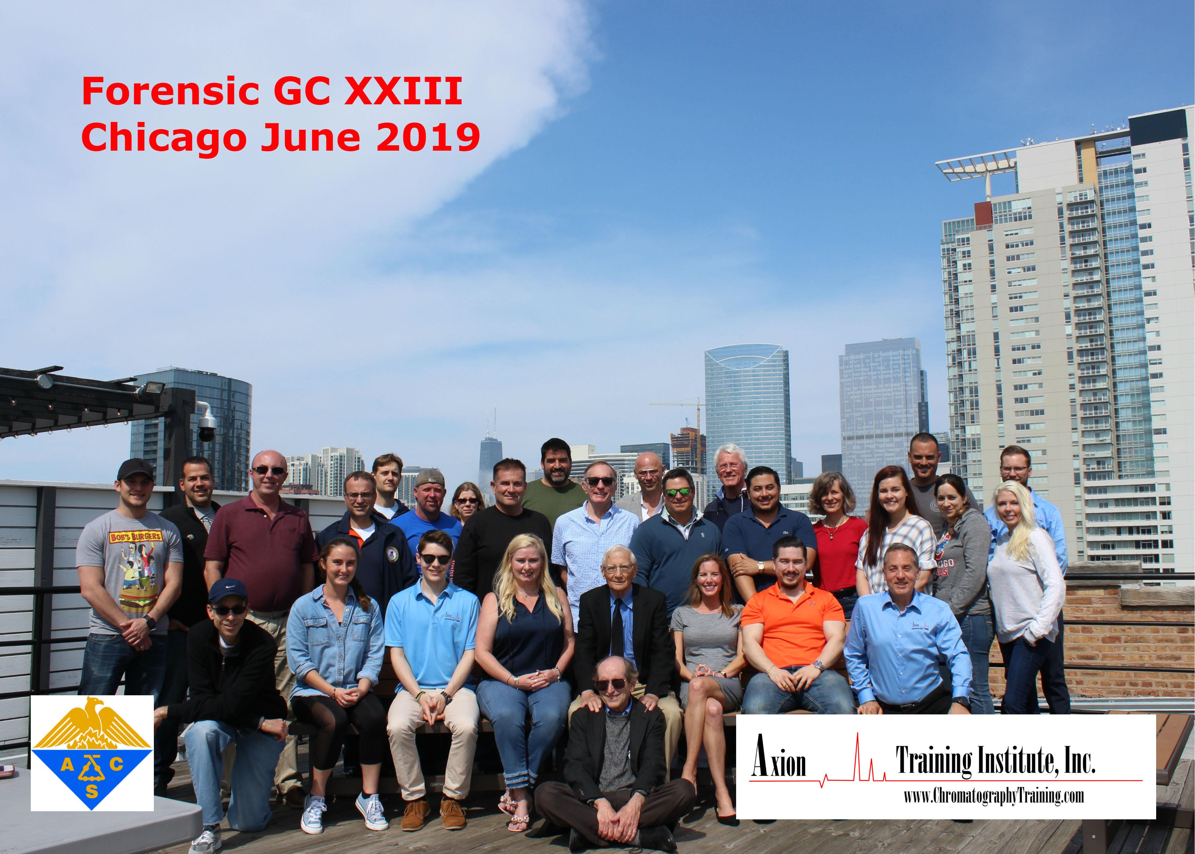 Forensic Chromatography XXIII
