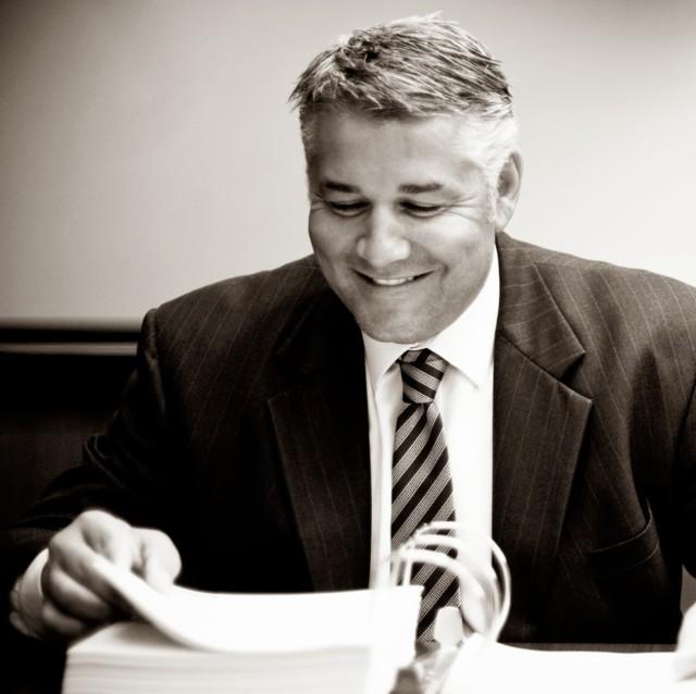 Lawyer-Scientist Tad Nelson
